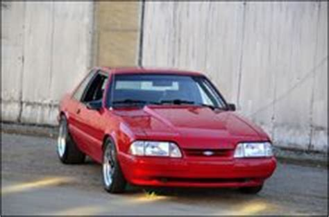 slammed foxbody mustang stanced | american four eyed and