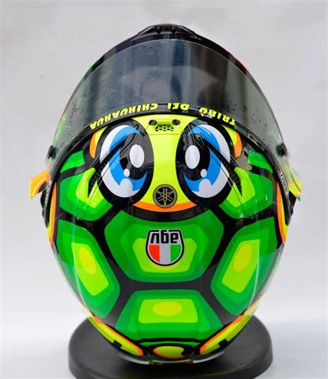 helmet design italy chion helmets the new valentino rossi turtle helmet