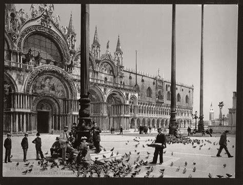 imagenes vintage italia vintage b w photos of venice italy 19th century