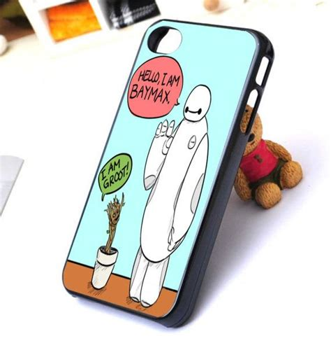 Baymax L0119 Casing Xiaomi Redmi 3 Pro Redmi 3s Custom Cover i am baymax i am groot new friends iphone by yourshoplist phone cases