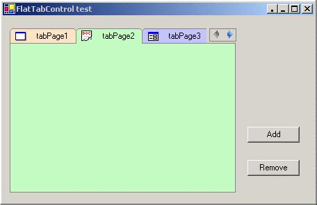 vbnet ribbon designer mfc a net flat tabcontrol customdraw codeproject