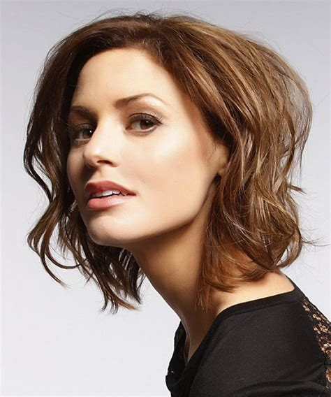 short haircusts for fine sllightly wavy hair hairstyles fine slightly wavy hair short hairstyles