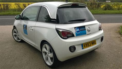 on the road review vauxhall adam full on the road review