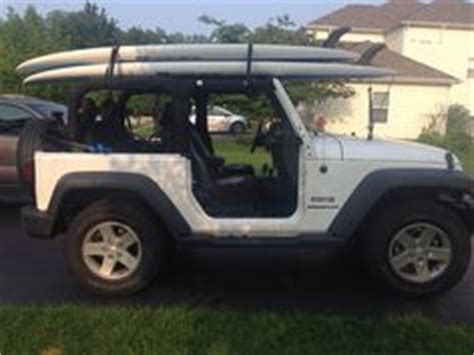 Jeep Paddle Board Rack by Marlo Paddle Boards Jeep Sup Htons Paddleboards