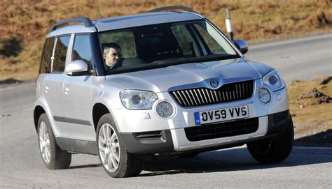 skoda yeti review    car