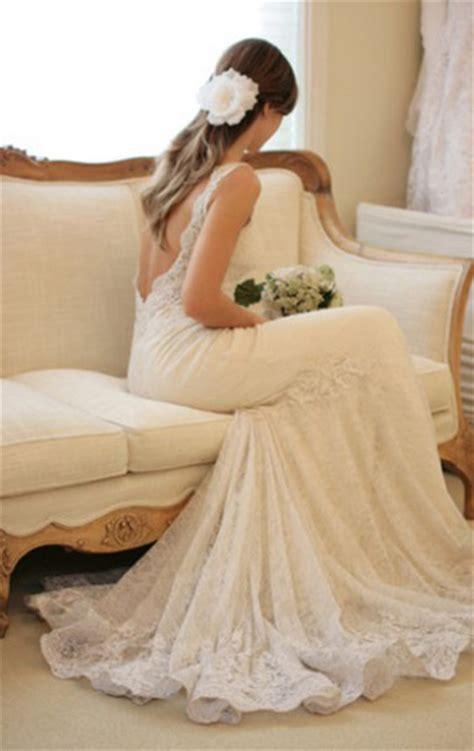 dress lace dress wedding dress  cut
