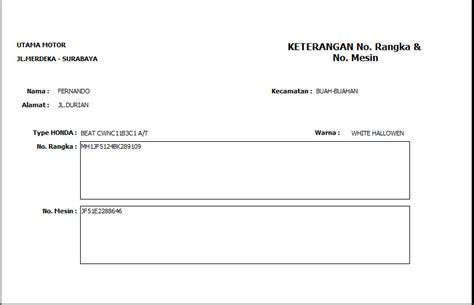 contoh surat serah terima uang kas 28 images pergub 49 th 2012 ttg