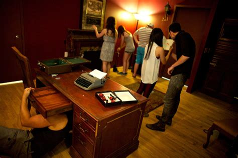 escape rooms video games meet real life   york