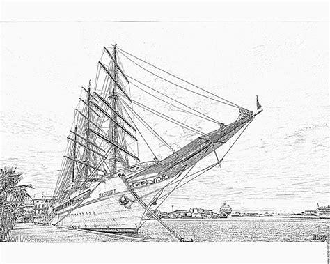 dessin bateau de course 99 dessins de coloriage bateau de course 224 imprimer
