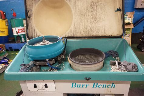 burr bench burr bench bb40 wtv 1610 deburrer