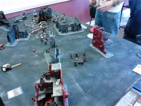 Blood Tournamet 17lb 150m 1750 tournament all batreps and thoughts added page 2 blood the bolter