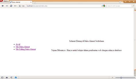 membuat form alamat html iqbal s blog coretan ku sebatas catatan ku membuat