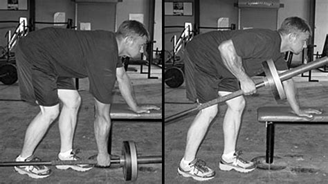 one arm barbell bench press 10 things to do t nation
