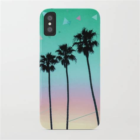 palm trees 4 iphone by maboe society6
