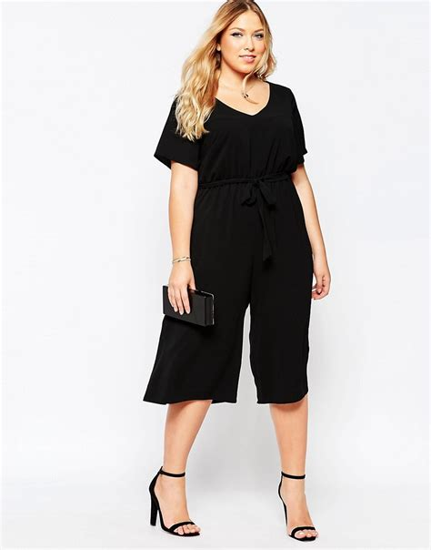 new cullote image 4 of new look inspire culotte jumpsuit