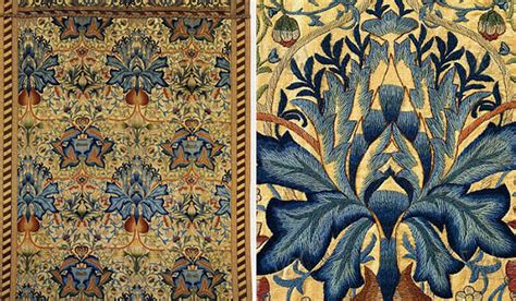 William Morris and Red House Warwick Fabrics