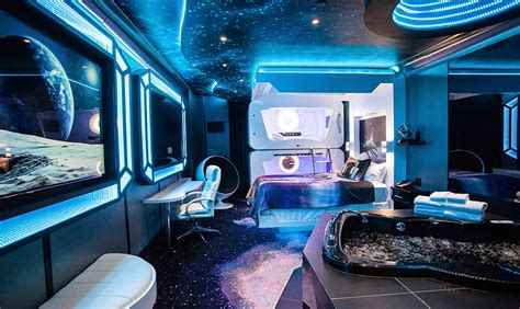 theme hotel mn 13 space themed hotels suites where you can dock for a night