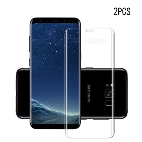 Tempered Glass Samsung Galaxy Note 8 Friendly New 4d Screen Protector naxtop tempered glass screen for samsung galaxy note 8 2pcs free shipping dealextreme