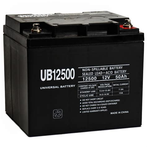 12 volt 1200 watt sealed agm car audio battery replaces 44