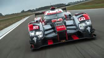 Audi Lmp1 by Driving Audi S Lmp1 Le Mans Car Top Gear