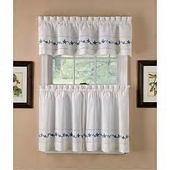 Sears Kitchen Curtains Tier Curtains Cafe Curtains Sears