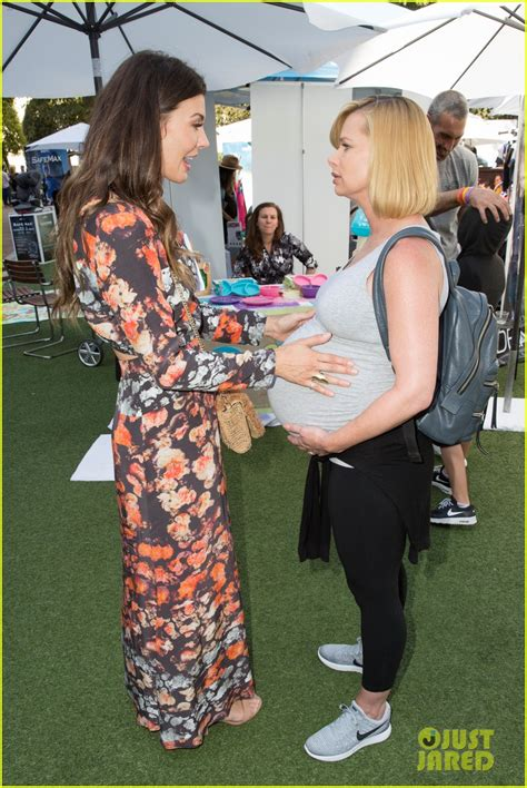 Jaime Pressly Confirms Shes A Baby Boy by Pressly With Boys Page 3 Preggophilia