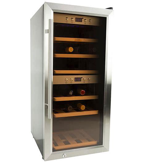 24 bottle caso wine refrigerator in wine coolers - 24 Wine Refrigerator