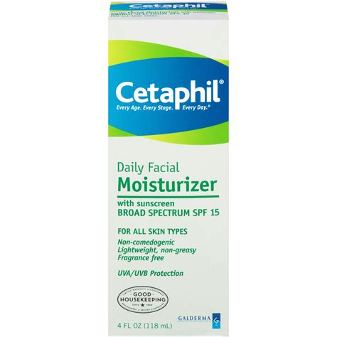 Pigeon Moisturizer For All Skin Types cetaphil daily with sunscreen moisturizer skin care moisturizers creams
