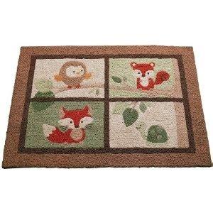 woodland nursery rug trees products and rugs on