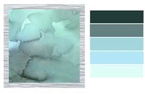 what colors go with seafoam green color story sea foam green schatzi brown