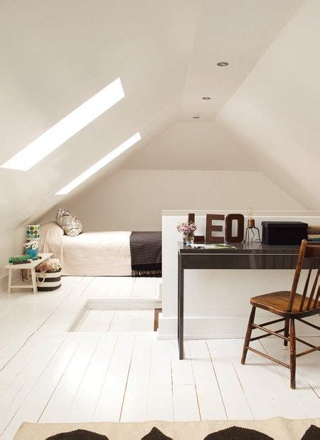how to turn a loft into a bedroom photos 10 tables de nuit pinterest a well black