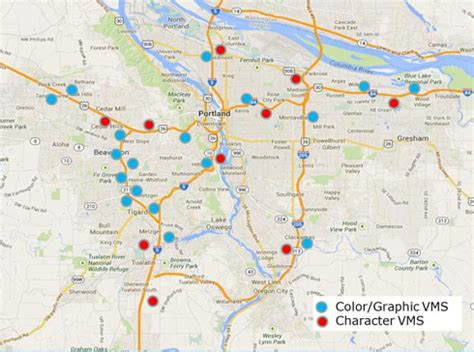 know the locations | tripcheck oregon traveler information