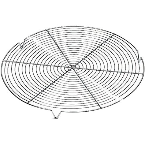 Circular Cooling Rack by Matfer Bourgeat Steel Cooling Rack 12 5 Quot 312504