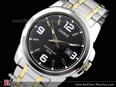 Casio 1314sg 1av buy casio two tone analog quartz mens mtp 1314sg 1av