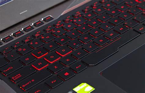 Keyboard Laptop Asus Rog Asus Rog G701vi Review And Benchmarks