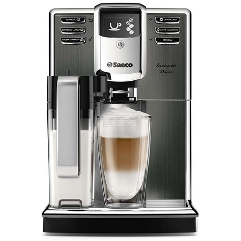 beste saeco koffiemachine espresso machine saeco incanto deluxe philips hd8922 09