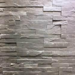 Patio Warehouse Stone Wall Panels Fireproof Stone Effect Cladding