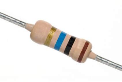 explain resistor resistors types working color coding