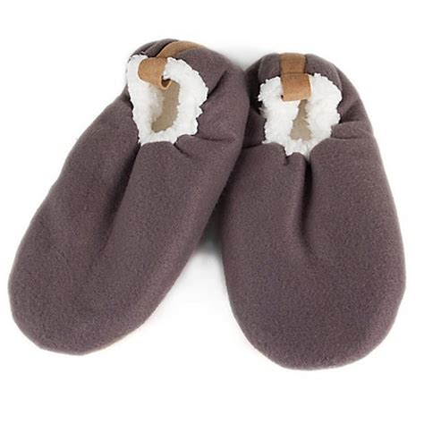 bed bath and beyond slippers buy men s sherpa slippers from bed bath beyond