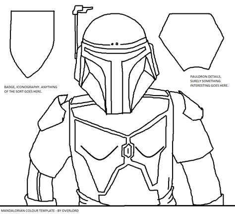 mandalorian armors and templates on generous mandalorian armor templates images resume ideas