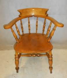 Antique Captains Desk Chair Antique Captains Chair C1880 1900 Office Chair