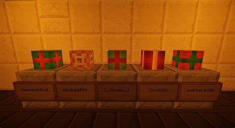 Minecraft Heads Decoration by Decoration
