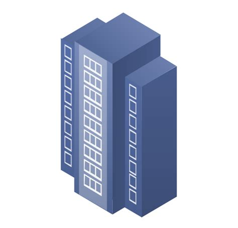 visio building shapes data center building clipart 17