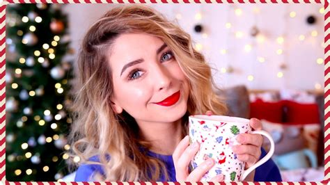 casual hairstyles zoella casual christmas q a zoella makeup videos