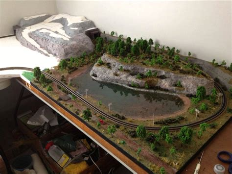 layout n scale train image gallery n scale layouts