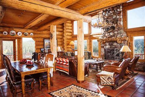 log home design tips interior design tips for a classic log home makeover