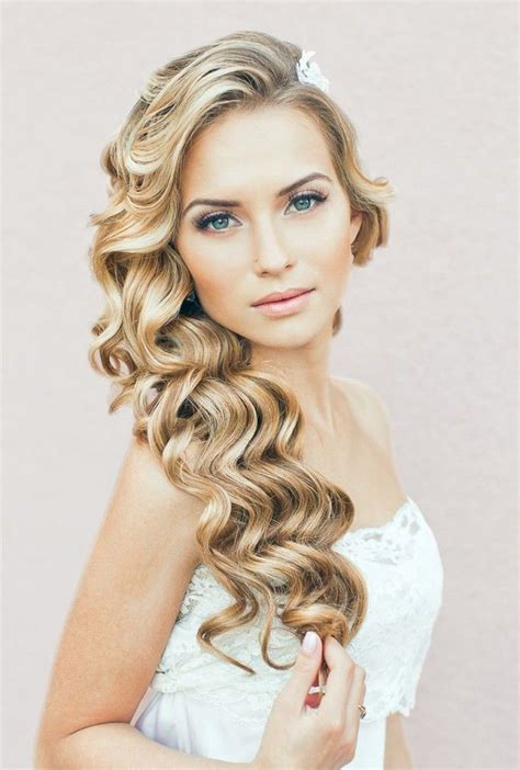 Wedding Hairstyles Curls by Must See Spiral Curl Hairstyles For Brides Mon Cheri Bridals