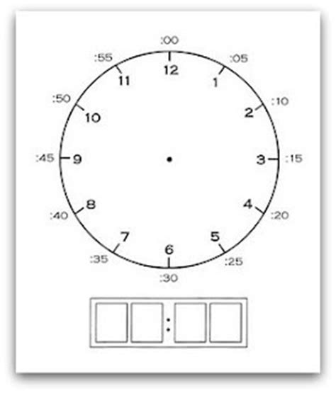 printable star clock 1000 images about teaching time on pinterest anchor