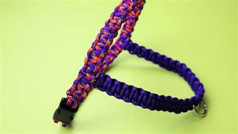 make paracord harness repair wiring scheme