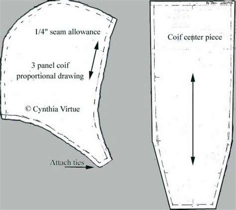 hood pattern shape pattern for a hood noir spiderman leliana cosplay